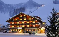Hotel Alpenrose im Winter