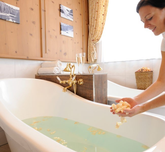 Wellness and Massage in the hotel Alpenrose