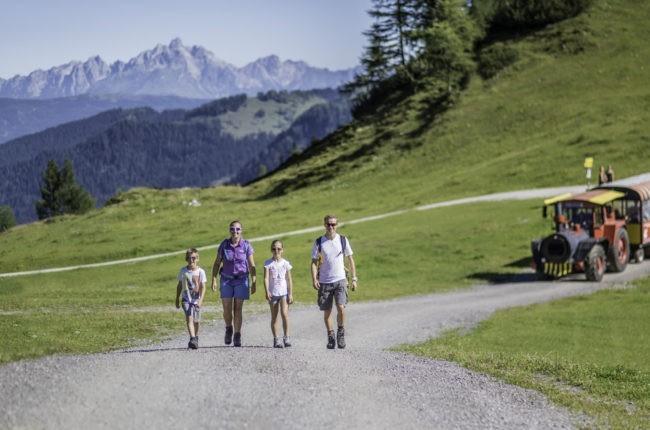 Wandern in Altenmarkt-Zauchensee
