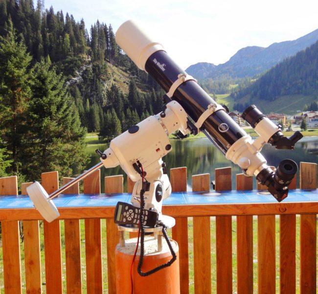 Mondpfad in Zauchensee