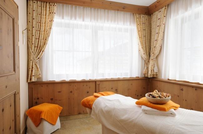 Wellness in the Hotel Alpenrose