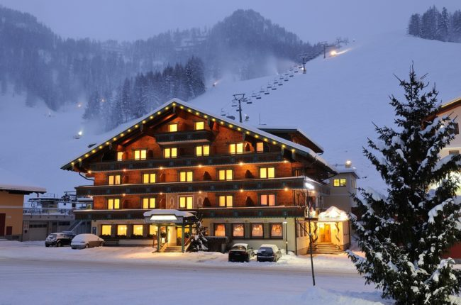 Hotel Alpenrose- Winter